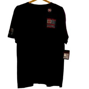 🆕Howitzer Respect The Red Firemen T-shirt 🔥🔥🔥